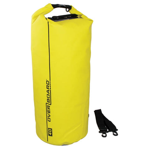 Overboard Gear Dry Tube 40 L Yellow