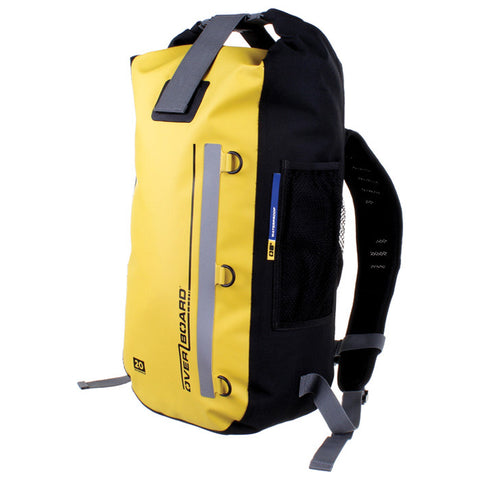 Overboard Gear Waterproof Pack 20 L Ylw