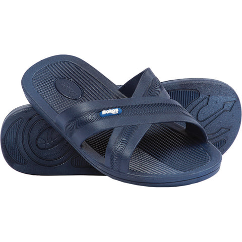 Bokos Sandals Men's Blue Size 9