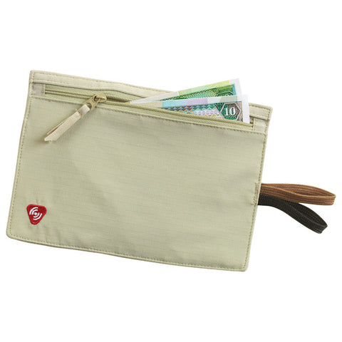 Lewis N. Clark Rfid Travel Wallet - Tan