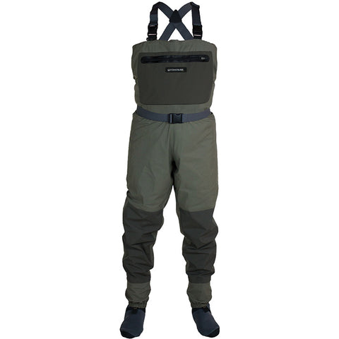 Compass 360 Deadfall Chest Waders Stone X-Large