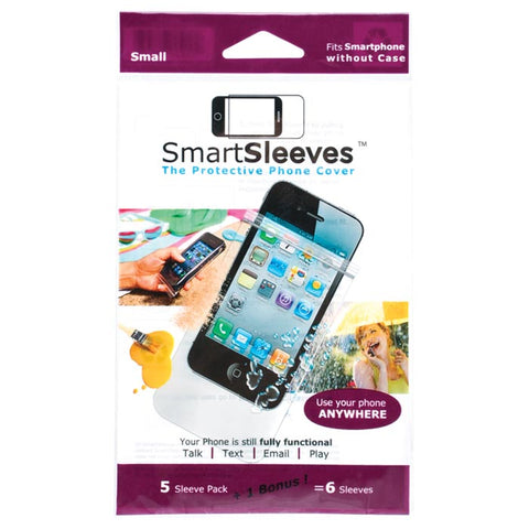 Clearbags Smartsleeves Small Smartphones