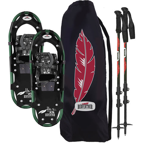 "Redfeather Hike Series 8"" X 25"" Snow Shoe Hiking Kit"