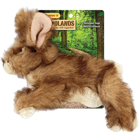 Ruffin' It Woodlands Plush Rabbit Large