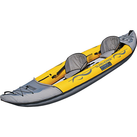 Advanced Elements Island Voyage II Inflatable Kayak