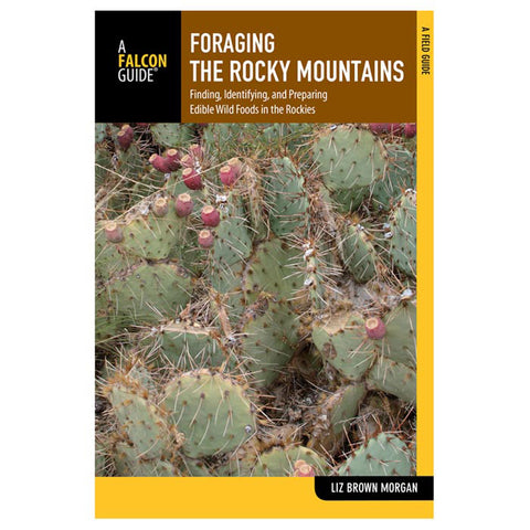 Globe Pequot Press Foraging Rocky Mts