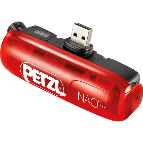 Petzl Accu Nao + Rechrgble Battery