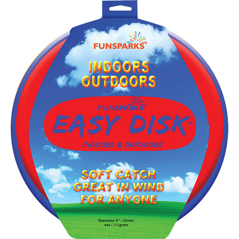 Funsparks Easy Disk 9 inch Throwing Disk