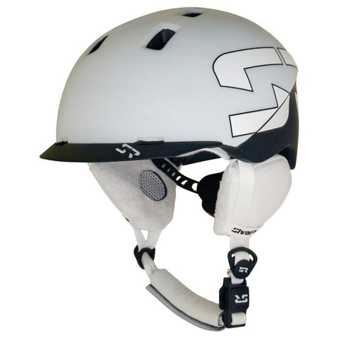 Shred Ready Eleven Black/White X-Large Snow Helmet