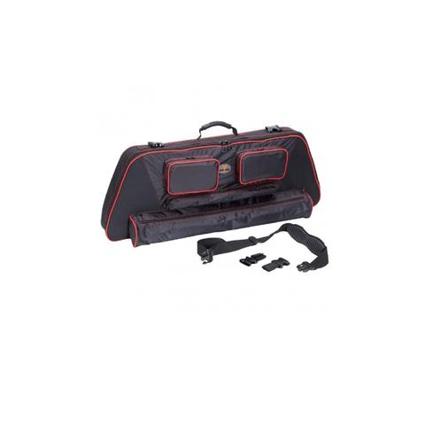 ".30-06 Outdoors .30-06 Outdoors 41"" Slinger Bow Case System w/Red Accent SBC-RD"