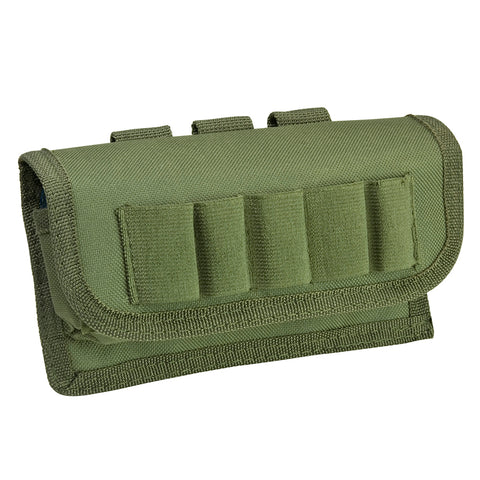 NC Star Tactical Shotshell Carrier/Green CV12SHCG
