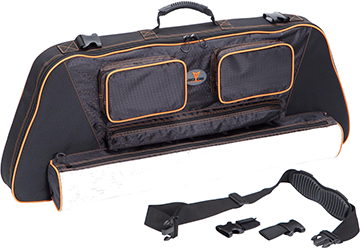 ".30-06 Outdoors .30-06 Outdoors 41"" Slinger Bow Case System w/Orange Accent SBC-OR"
