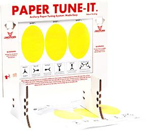 30-06 Outdoors Llc Paper Tune-It D.I.Y. Paper Tuning System