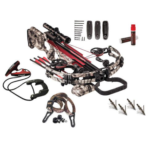 CamX A4 Crossbow Hunt Package 18HX370RX-NIR