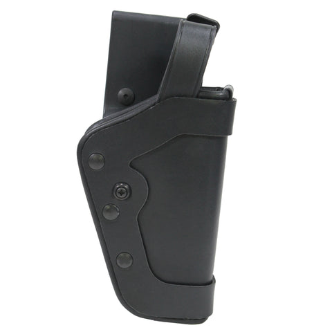 Uncle Mike's Pro3 Holster MiRage Outdoors Plain,Black SL Sz20,Rh,CP 35203