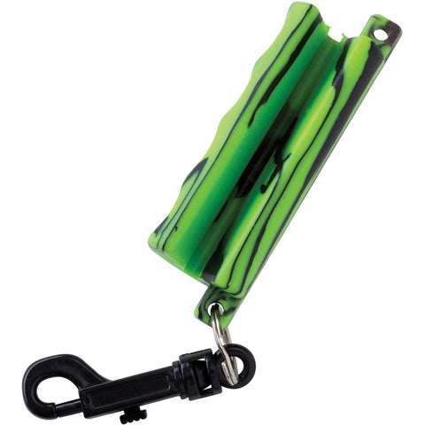 Allen Soft Molded Rubber Arrow Puller with Clip Black/Green 162