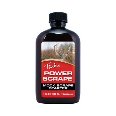 Tinks Mock Scrape Starter Power Scrape 4Fl Ounces W5950