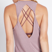 Double Twist Back Tank - Nimble US