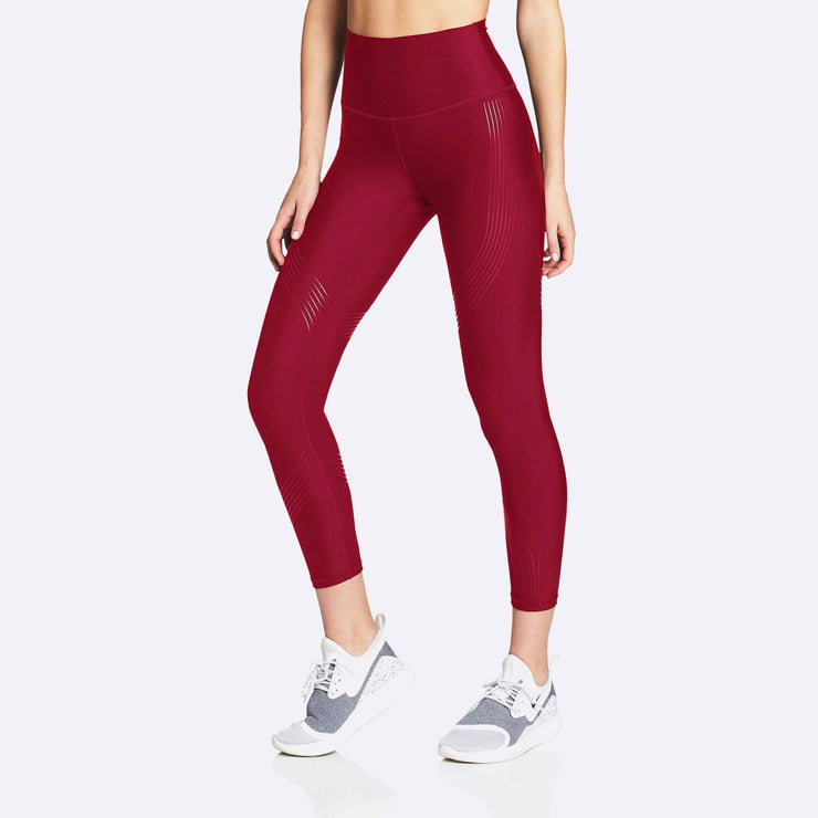 Linear High Rise Legging - Nimble US