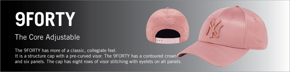 9FORTY ADJUSTABLE HATS
