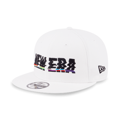 9FIFTY Tv Noise White - New Era Malaysia