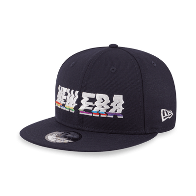 9FIFTY Tv Noise Navy - New Era Malaysia