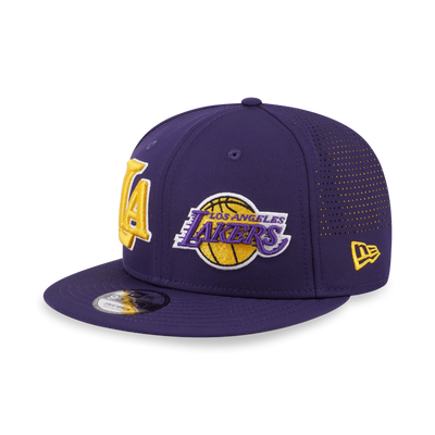 9FIFTY Double Logos Los Angeles Lakers Purple - New Era Malaysia