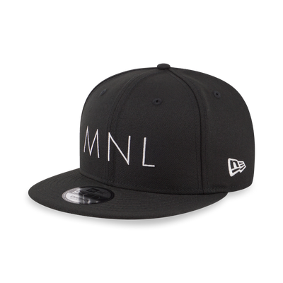9FIFTY City Essential Manila Black - New Era Malaysia