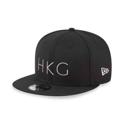 9FIFTY City Essential Hong Kong Black - New Era Malaysia