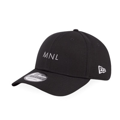 9FORTY City Essential Manila Black - New Era Malaysia