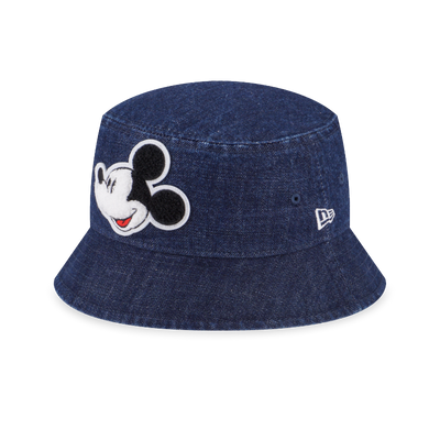 Bucket Vintage Mickey Mouse Navy -  Malaysia