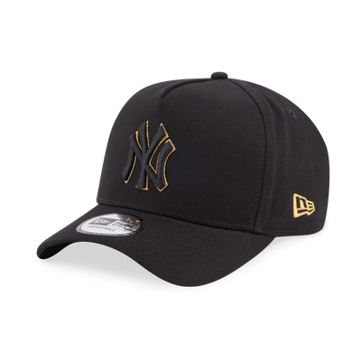 9FORTY Golden Outline Black - New Era Malaysia