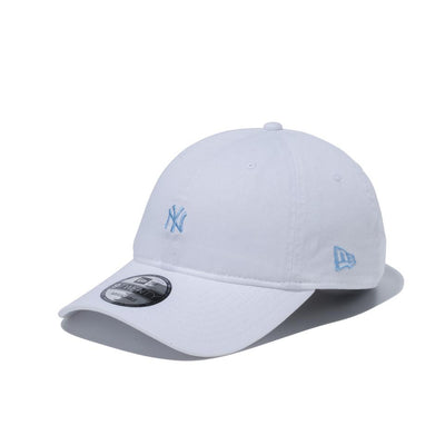 9TWENTY Nonwas New York Yankees White Adjustable - New Era Malaysia