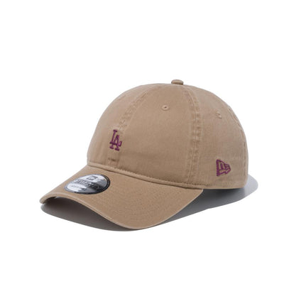 9TWENTY Nonwas Los Angeles Dodgers Khaki Adjustable - New Era Malaysia