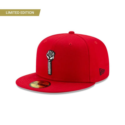 59FIFTY Hardies Hardware Fitted Red - New Era Malaysia