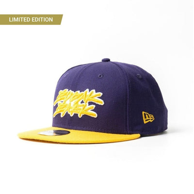 9FIFTY Budak Baek Fitted Snapback Purple - New Era Malaysia