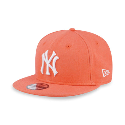 9FIFTY Washed Denim Neyyanco Adjustable Coral Denim - New Era Malaysia
