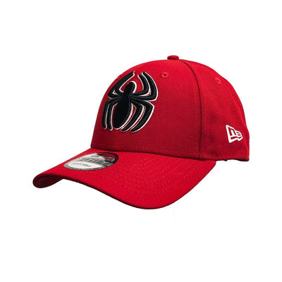 9FORTY Marvel Spiderman Strapback Red - New Era Malaysia