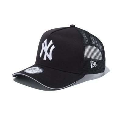 9FORTY Nonwas Trucker New York Yankees Black Snapback - New Era Malaysia