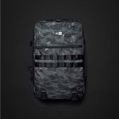 Half Pack Camo Black Back Pack - New Era Malaysia