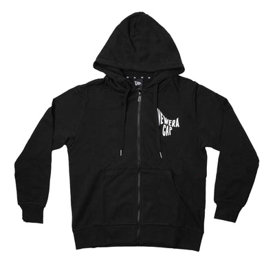 Languid Full Zip Hoodie Black - New Era Malaysia