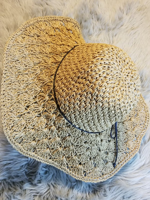 18 Inch Floppy Hat - winsome-boutique