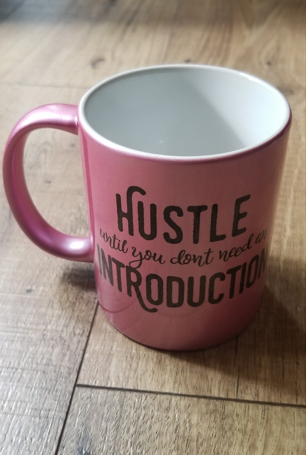Hustle Until You Don't Need An Introduction Coffee Mug - winsome-boutique