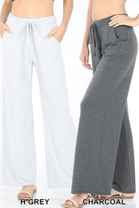 Lounge Pants-Charcoal - winsome-boutique