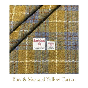 Stag Calling in Harris Tweed
