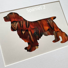 Load image into Gallery viewer, Spaniel Mixed Designs