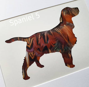 Spaniel Mixed Designs
