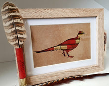 Load image into Gallery viewer, 410 Cartridge Pheasant Frame