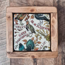 Load image into Gallery viewer, Garden Birds Coasters