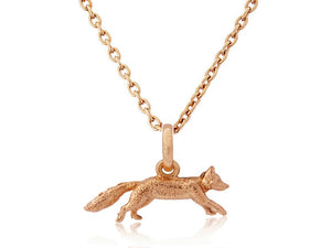 Mr Fox Charm/Necklace